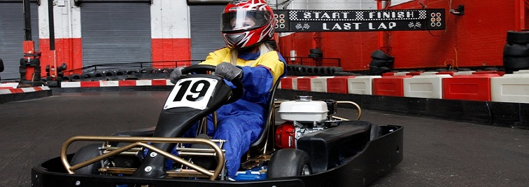 JDR Karting Ltd