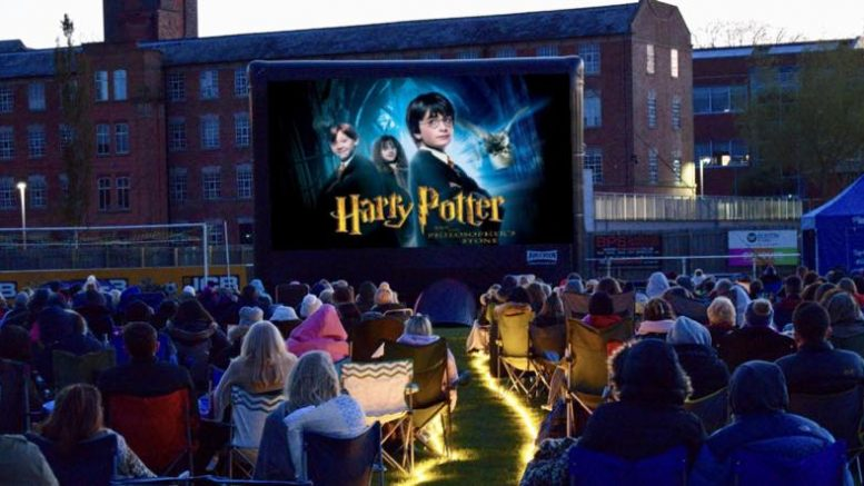 Philosopher's Stone Outdoor Cinema